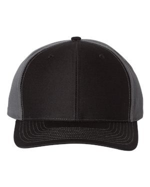 Richardson 312 Black/ Charcoal