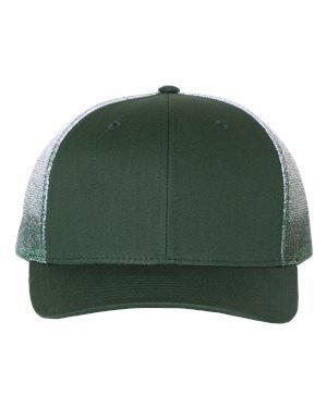 Richardson 112PM Dark Green/ Dark Green to White Fade