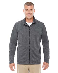 Devon & Jones D885 DK GREY HEATHER