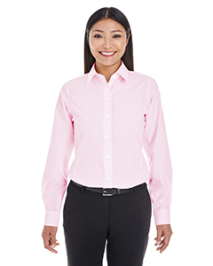 Devon & Jones DG534W PINK/ WHITE