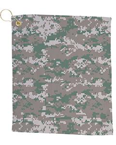 Pro Towels CAM18CG CAMO