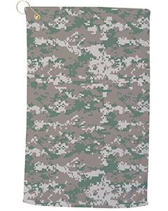 Pro Towels CAM25CG CAMO