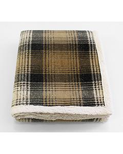 Pro Towels CTP5060 GRAY PLAID