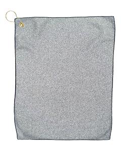 Pro Towels MW18CG GRAY/ BLACK