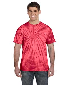 Tie-Dye CD101 SPIDER RED