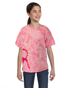 Tie-Dye CD1150Y PINK RIBBON