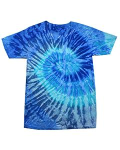 Tie-Dye CD1160 BLUE JERRY