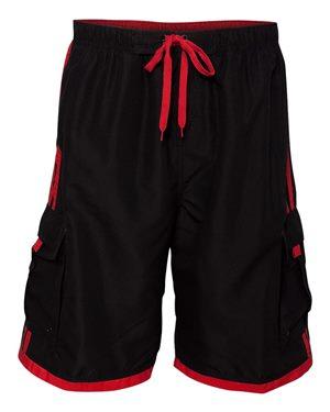 Burnside 9401 Black/ Red
