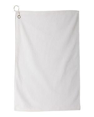 Carmel Towel Company C1518MGH White