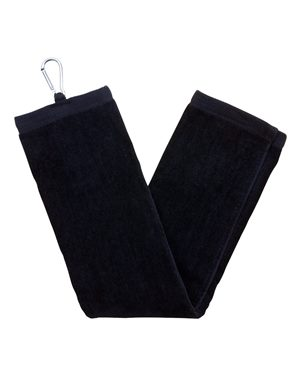 Carmel Towel Company C1624TC Black