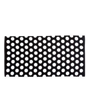Carmel Towel Company C3060P Black