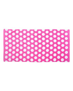 Carmel Towel Company C3060P Hot Pink