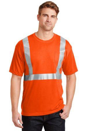 CornerStone CS401 Safety Orange/ Reflective