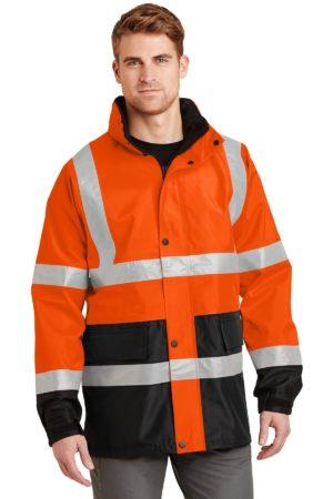 CornerStone CSJ24 Safety Orange/ Black