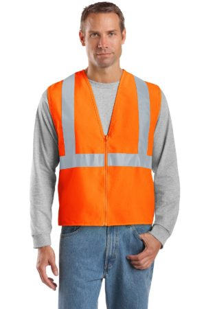 CornerStone CSV400 Safety Orange/ Reflective
