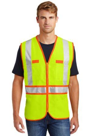 CornerStone CSV407 Safety Yellow/ Safety Orange