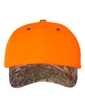 Outdoor Cap 202IS Blaze/ Realtree Edge