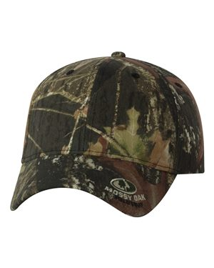 Outdoor Cap 360 Mossy Oak BreakUp