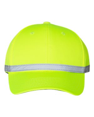Outdoor Cap ANSI100 Safety Yellow