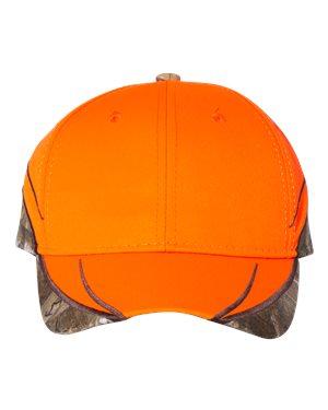 Outdoor Cap BLZ615 Blaze/ Realtree Edge