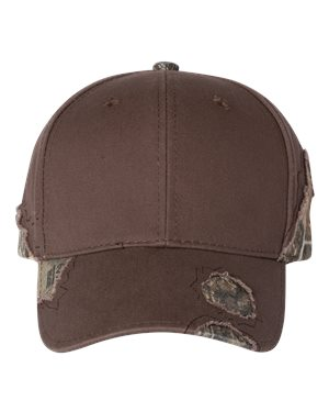 Outdoor Cap BSH350 Brown/ Realtree Edge