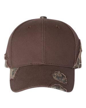 Outdoor Cap BSH350 Brown/ Realtree Edge