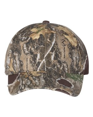 Outdoor Cap BSH600 Brown/ Realtree Edge