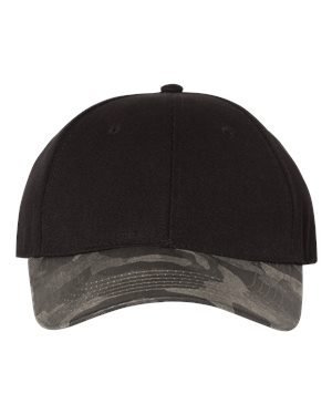 Outdoor Cap GHP100 Black