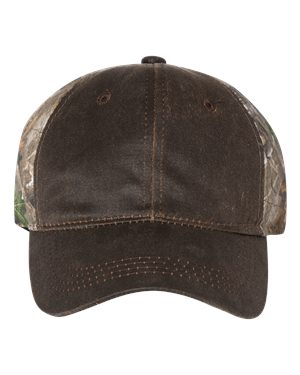 Outdoor Cap HPC305 Brown/ Realtree Edge Crown