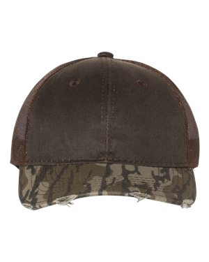 Outdoor Cap HPC500M Brown/ Bottomland/ Brown