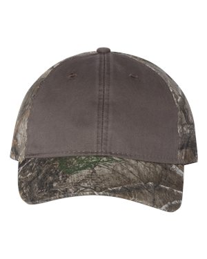 Outdoor Cap PDC100 Brown/ Realtree Edge