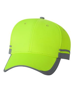 Outdoor Cap SAF201 Safety Yellow