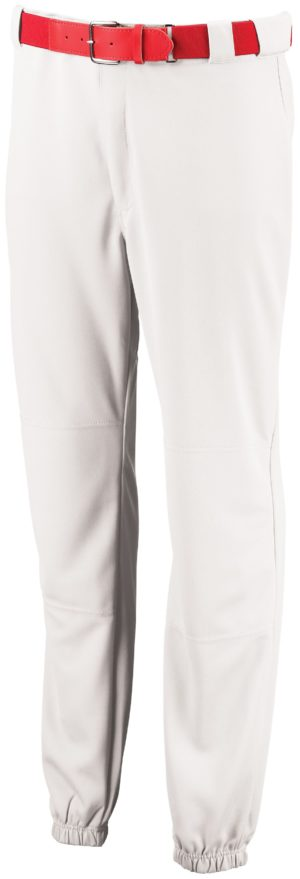Russell Youth Baseball Game Pant WHITE