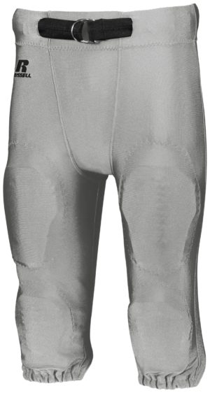 Russell Youth Deluxe Game Pant GRIDIRON SILVER