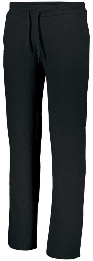 Russell Ladies Fleece Sweatpant BLACK