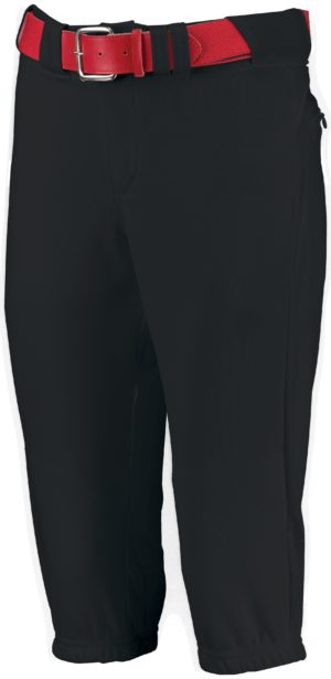 Russell Ladies Low Rise Diamond Fit Knicker BLACK