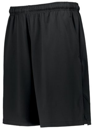 Russell Team Driven Coaches Shorts BLACK