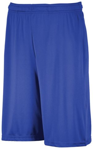 Russell Dri-Power¨ Essential Performance Shorts With Pockets ROYAL