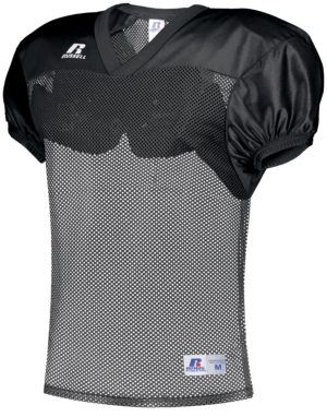 Russell Stock Practice Jersey BLACK