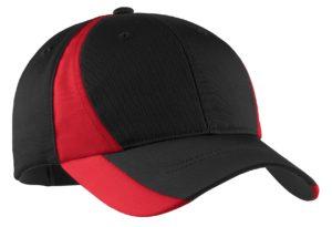 Sport-Tek YSTC11 Black/ True Red