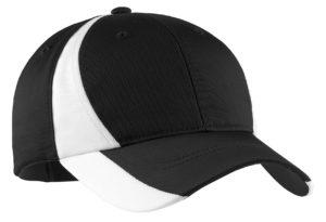 Sport-Tek YSTC11 Black/ White