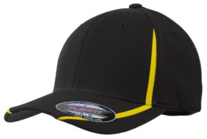 Sport-Tek STC16 Black/ Gold