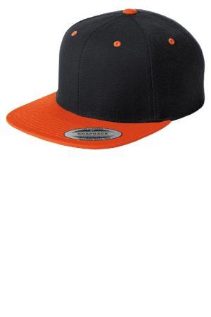 Sport-Tek STC19 Black/ Deep Orange