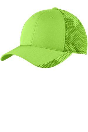 Sport-Tek STC23 Lime Shock