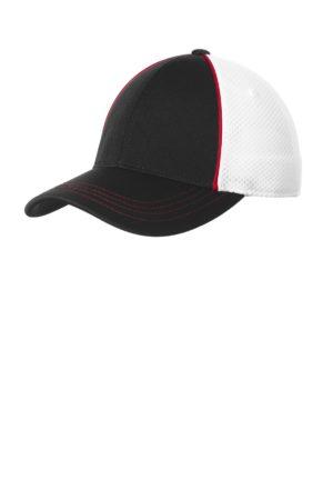 Sport-Tek STC29 True Red/ Black/ White
