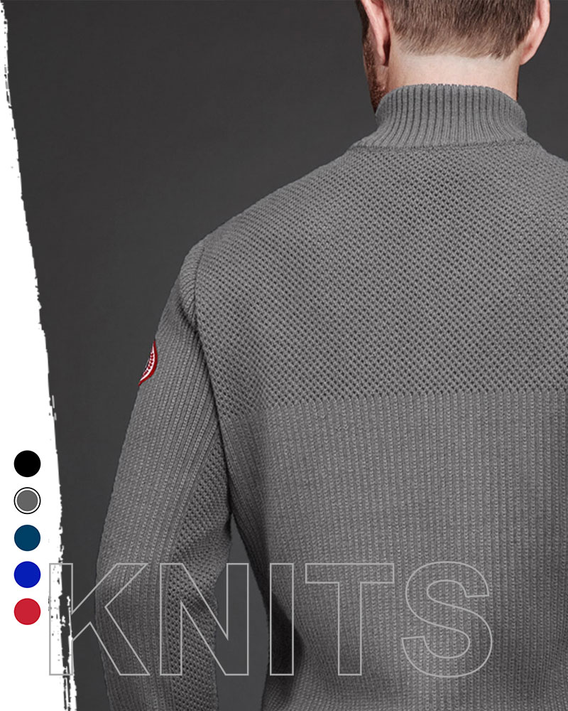 canada goose knits