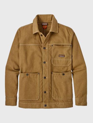 custom patagonia shore coat