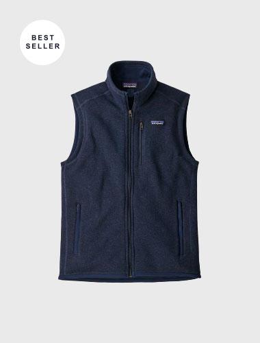 custom patagonia vest