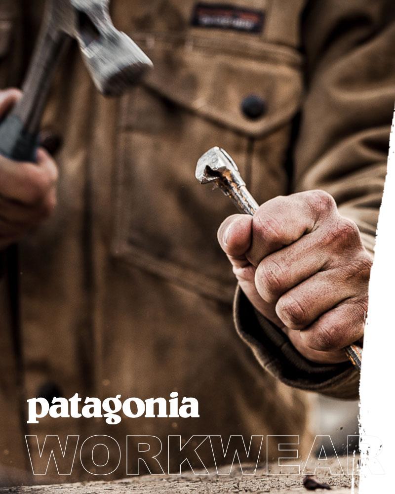 custom patagonia workwear