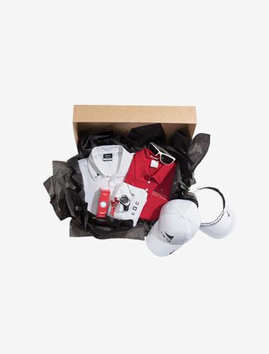 golf outing prize kits